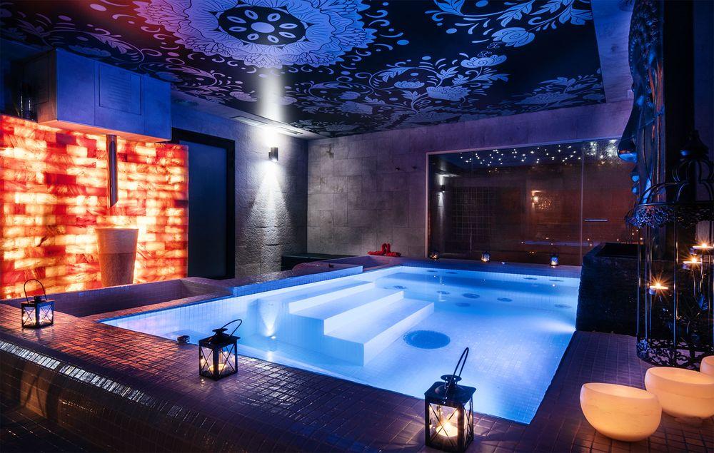 泰式按摩+温泉spa