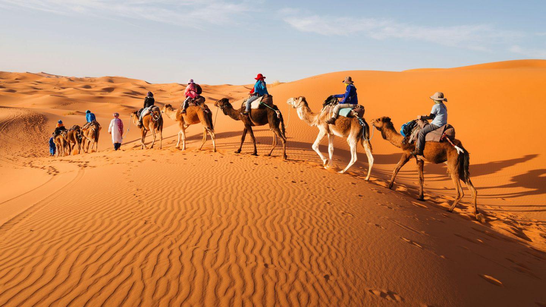 马拉喀什至撒哈拉沙漠,3天2夜之旅