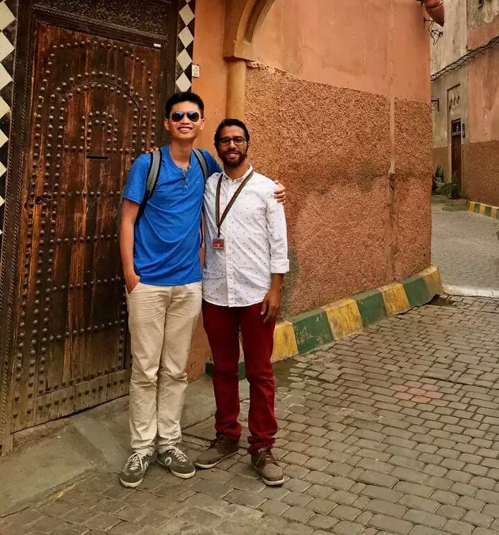 Socio de Agencia Turismo Marueco<br> Nording