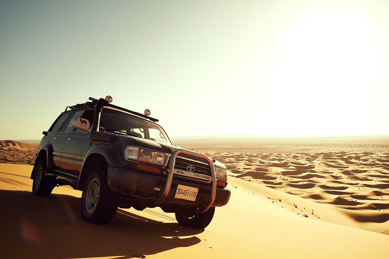 沙漠4X4 越野车