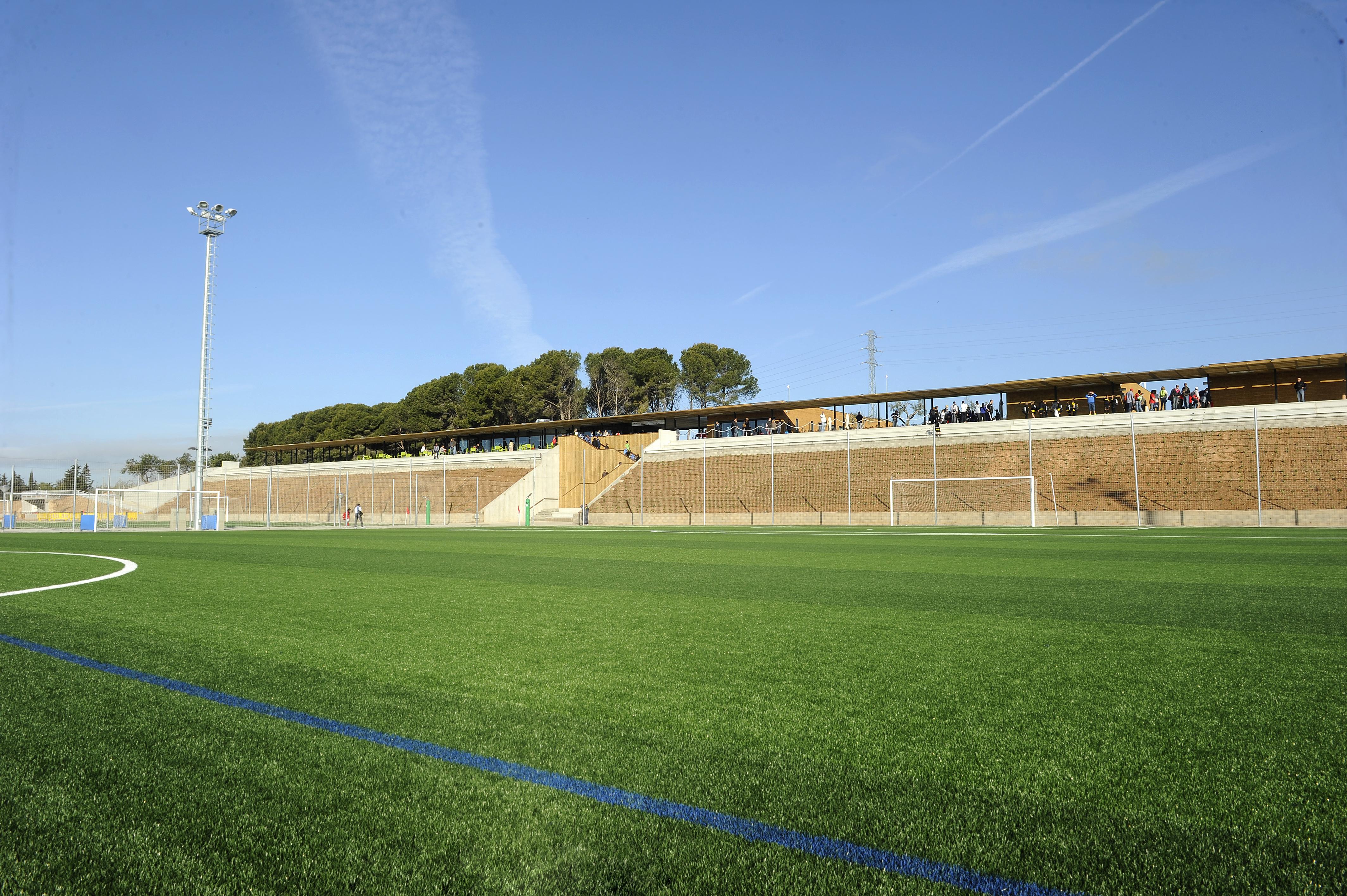 SALOU综合足球基地