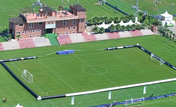 MARBELLA足球中心